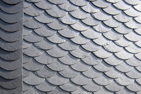 scale style slate tile roof patterns